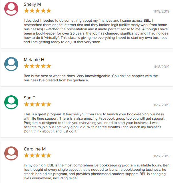 student reviews 2