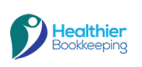 healthier bookkeeping logo