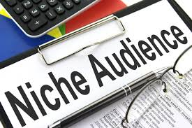 words that reads niche audience