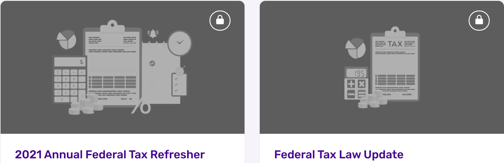 TaxBiz updates