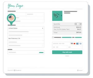 Quaderna checkout page